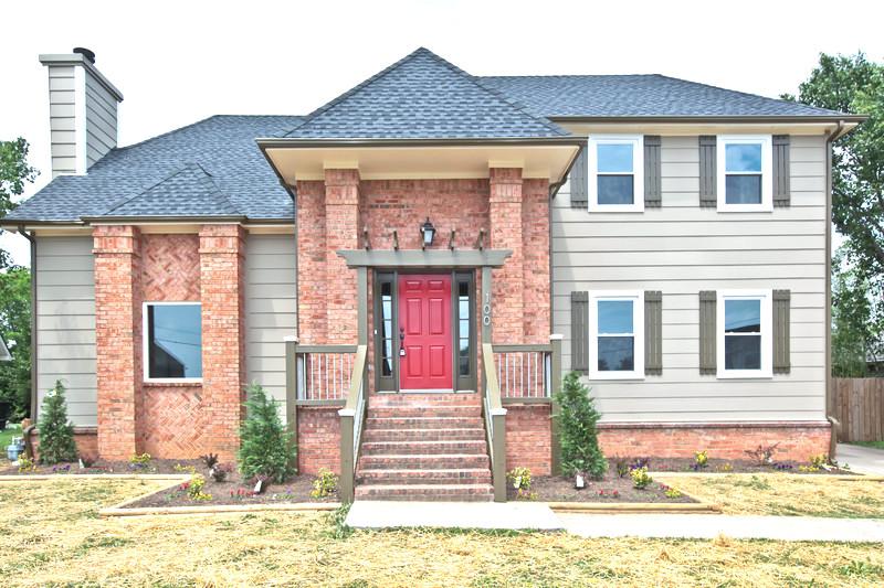 Home For Sale Nashville Tn Capital Homes Lp